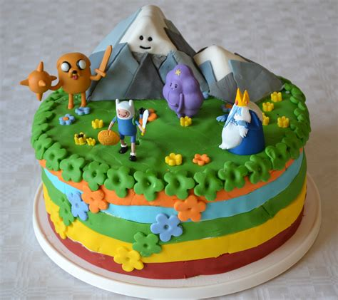 Adventures In Cake Decorating by Adventure Time Cakes Decoration Ideas Birthday