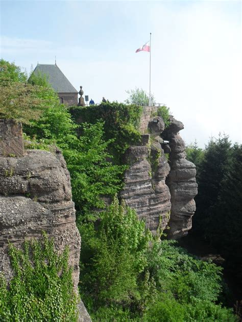 17 best images about mont sainte odile on gardens fly to and 12th century
