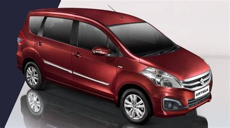 Xpander Limited Hd Picture by Limited Edition Maruti Suzuki Ertiga Launched At Rs 7 85 Lakh