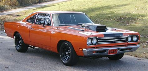 zachary52 1969 Plymouth Roadrunner Specs, Photos