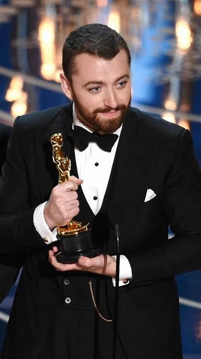 Sam Smith Oscar Spectre Celebs Popular Singer