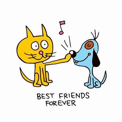 Vector Bff Illustrations Friends Forever Clip Illustration