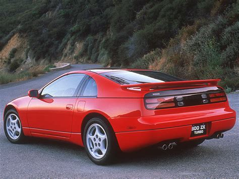 1990 Nissan 300zx Twin Turbo Supercarsnet