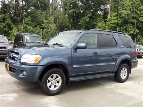 Toyota Sequoia 2005 by 2005 Toyota Sequoia Sr5 For Sale In Cincinnati Oh Stock