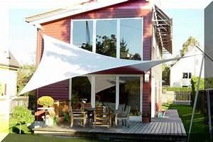 sonnensegel sonnenschutz terrasse zukunftige projekte With französischer balkon mit garten segeltuch