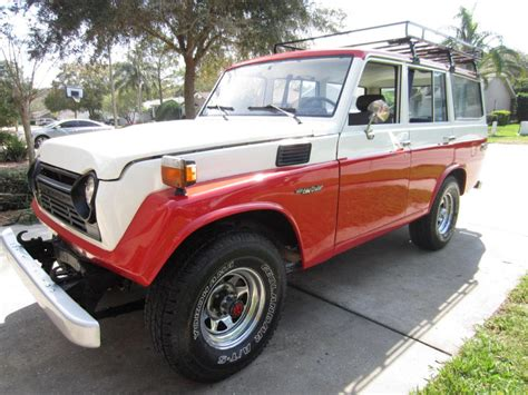 toyota for sale 1978 toyota land cruiser fj55 for sale
