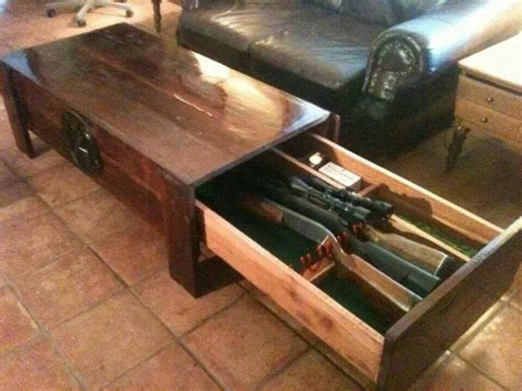 hidden compartment coffee table hidden compartment coffee table keep it covert pinterest