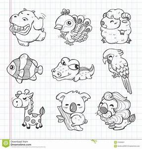 Top 25 ideas about Animal Doodles on Pinterest | Animal ...