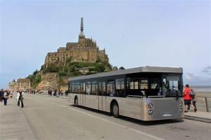 Navette Mont Saint Michel : en quittant le mont saint michel une navette mes images ~ Maxctalentgroup.com Avis de Voitures
