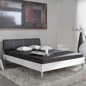 Home 24 Bett : bett picton schwarz wei home24 ~ Frokenaadalensverden.com Haus und Dekorationen