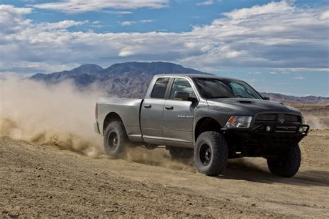 Dodge Ram Runner by Duel In The Desert Ford Svt Raptor Vs Mopar Ram Runner