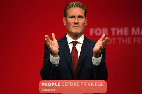 Keir Starmer promises Labour will hold Brexit referendum ...