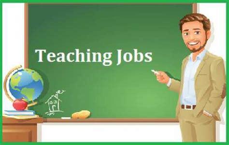20000 Teaching Jobs 201516 In Delhi Apply Online Govt Jobs
