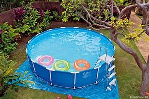 Liner Piscine Hors Sol Ronde : liner piscine hors sol ronde valdiz ~ Dailycaller-alerts.com Idées de Décoration