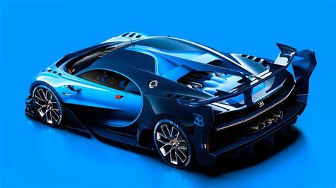 2017 Bugatti Chiron Vision Gt