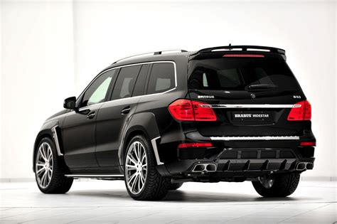 Mercedes Gl63 Amg Tuned By Brabus