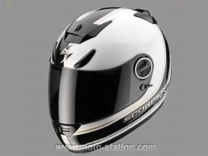 Scorpion Exo 750 Visier : essai casque moto scorpion exo 750 air motostation ~ Kayakingforconservation.com Haus und Dekorationen
