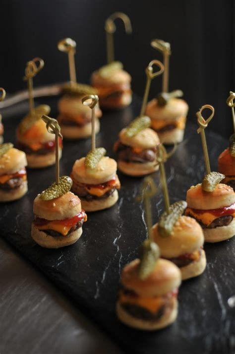 canapes ideas wedding food canapé ideas south wedding venues