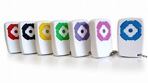 Telecommande Portail Xp 300 : t l commande multi cloner 3 blanche clecor minit ~ Edinachiropracticcenter.com Idées de Décoration