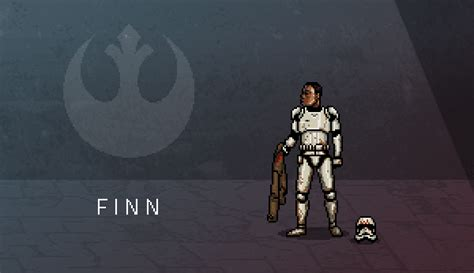 graphic artist immortalizes star wars characters