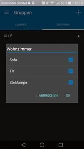 Lampen Per App Steuern : hue lampen mit android ger ten per sprache steuern c 39 t ~ Lizthompson.info Haus und Dekorationen