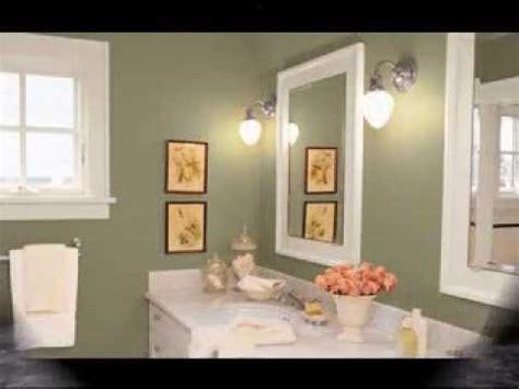 cool bathroom wall color ideas youtube