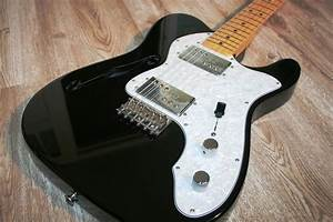 Fender Fsr American Vintage  U0026 39 72 Telecaster Thinline