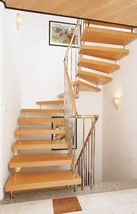 Treppenstufen Holz Selber Machen : freitragende treppen aus holz holztreppen treppenbolzen ~ Orissabook.com Haus und Dekorationen