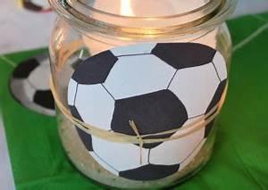 Kindergeburtstag Fußball Spiele : bastelideen zum kindergeburtstag fu ball kinderspiele ~ Eleganceandgraceweddings.com Haus und Dekorationen