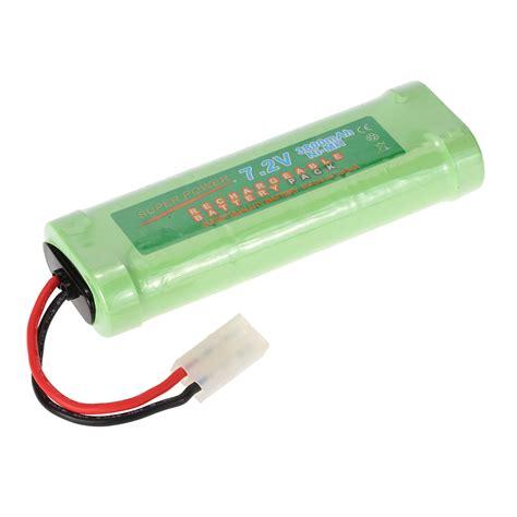 batterie pour fauteuil roulant electrique 70111 d 233 marreur 233 lectrique 7 2v 3800mah ni mh batterie avec chargeur combo pour 1 10 1 8 hsp