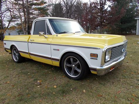 1971 Chevrolet C10 Pickup 161509