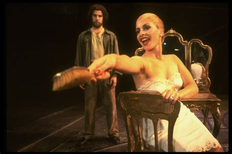Check spelling or type a new query. Mandy Patinkin as Che Guevera and Patti LuPone as Eva Peron in a scene from the Broadway ...