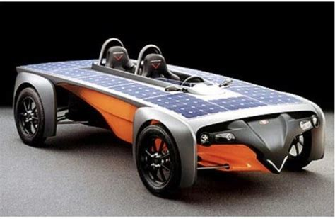 solar powered cars   real reneweconomy