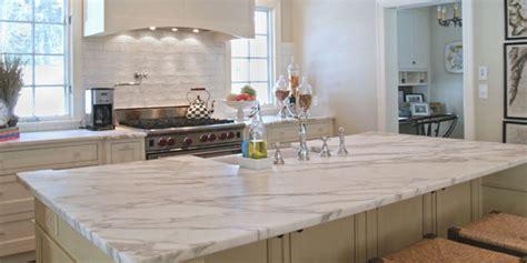 pros  cons  white marble kitchen worktops