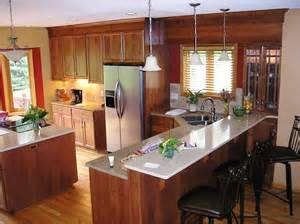 split level kitchen ideas before and after split level kitchen remodel blaine mn