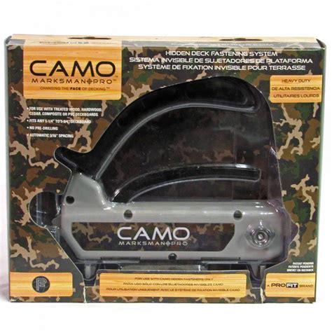 camo marksman pro tool capitol city lumber