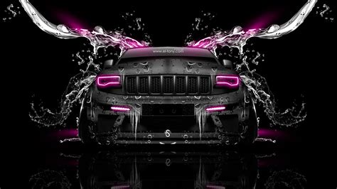 pink jeep grand cherokee jeep grand cherokee srt8 front water car 2014 el tony