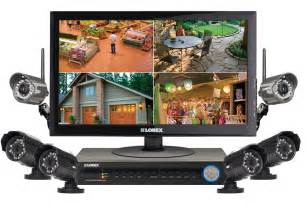 Wireless Home Security Camera Complete Systems