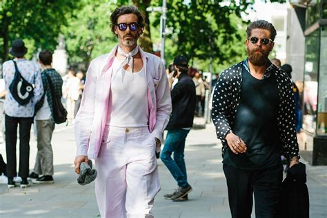 The Best Men Street Style Trends From London