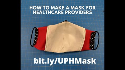 instructional video  sewing  olson mask covid