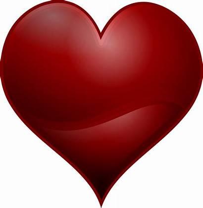Heart Clipart Hearts Transparent Clip Valentines Domain