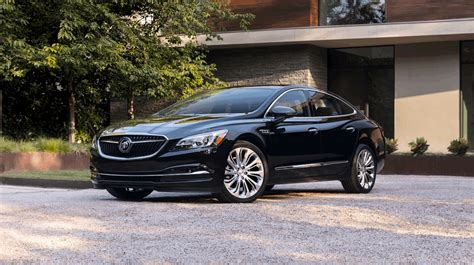 2019 Buick Lacrosse by 2019 Buick Lacrosse Overview The News Wheel