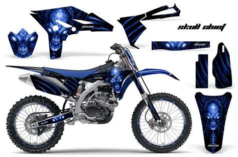 graphics for motocross bikes skull chief creatorx custom dirt bike graphics kits for
