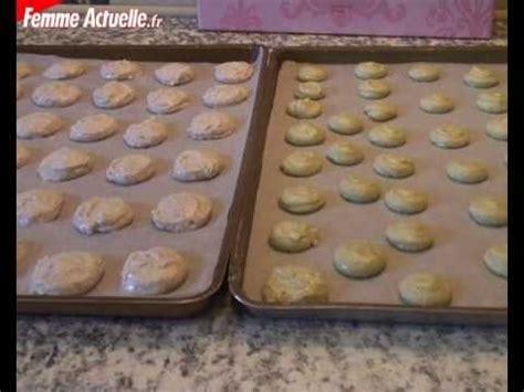 hervé cuisine macaron recette macarons doovi