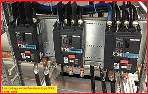 Low Voltage Circuit Breakers Type Nsx250h  600v