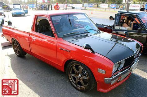 Datsun Mini Truck by Datsun 620 Mini Truck Revival Datsun Dreams