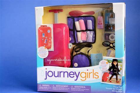 Journey Girls Travel Set for American Girl Doll!   ViYoutube