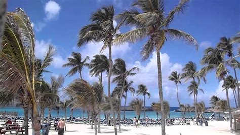 Great Stirrup Cay Tour - YouTube