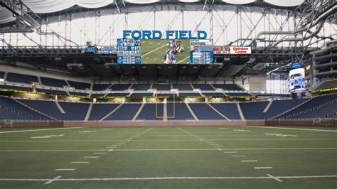 Michigan State Football Wallpaper Ford Field Renovations Bigger Video Boards New Sound System