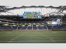 Ford Field renovations Bigger video boards, new sound